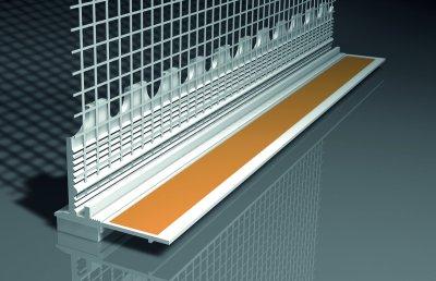 Baumit Okenný a dverový dilatačný profil